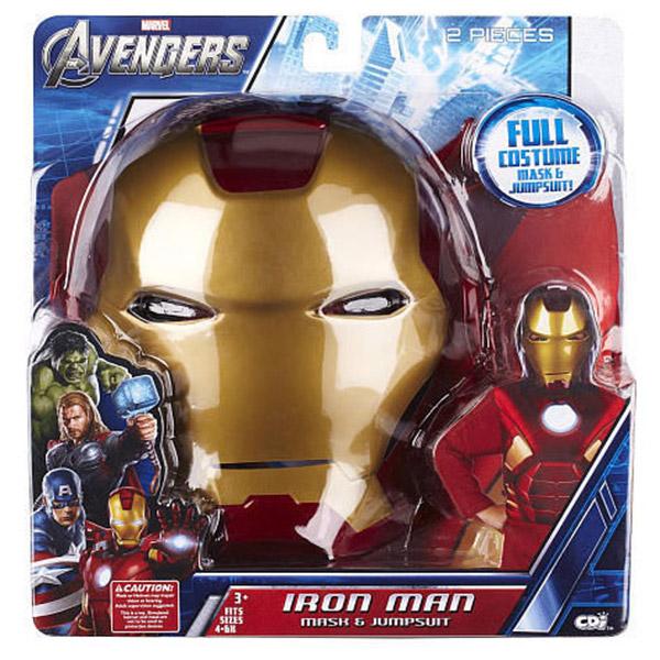 Iron Man kostim KN 55086 - ODDO igračke