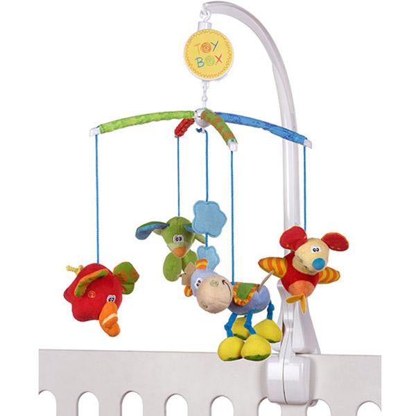 PlayGro muzička vrteška ToyBox 102103 - ODDO igračke
