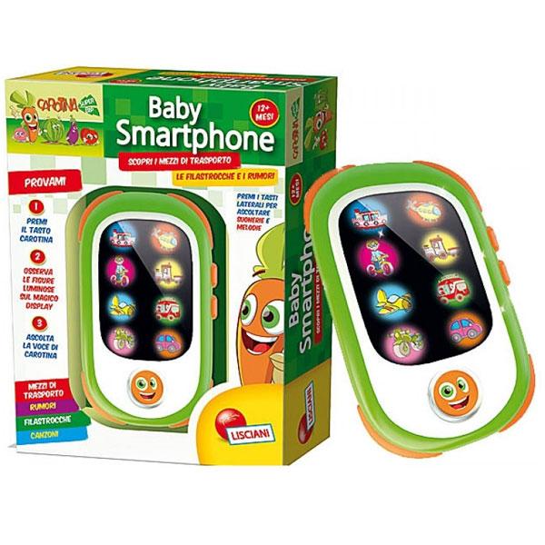 Baby mobilni telefon Carotina E50024 - ODDO igračke
