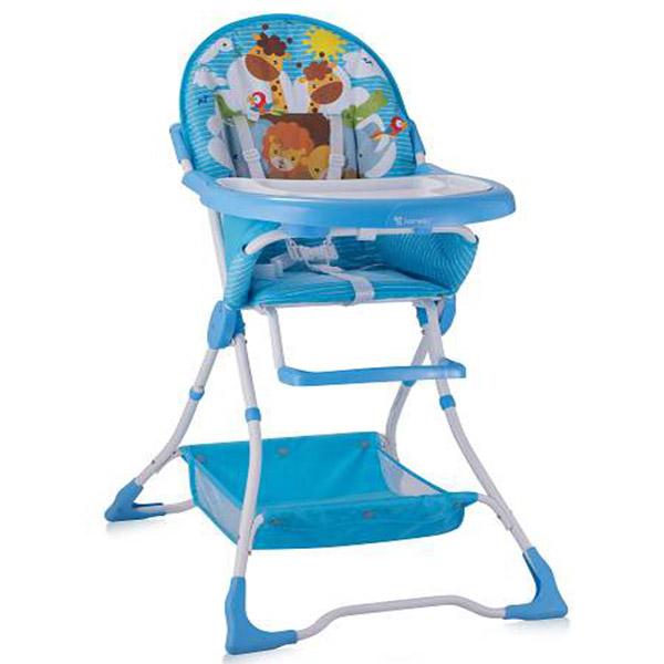 Stolica za hranjenje Bravo Blue Adventure 10100061610 - ODDO igračke
