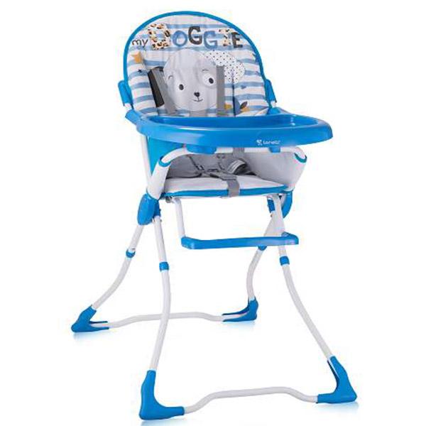 Stolica za hranjenje Candy Blue Doggie 10100211626 - ODDO igračke