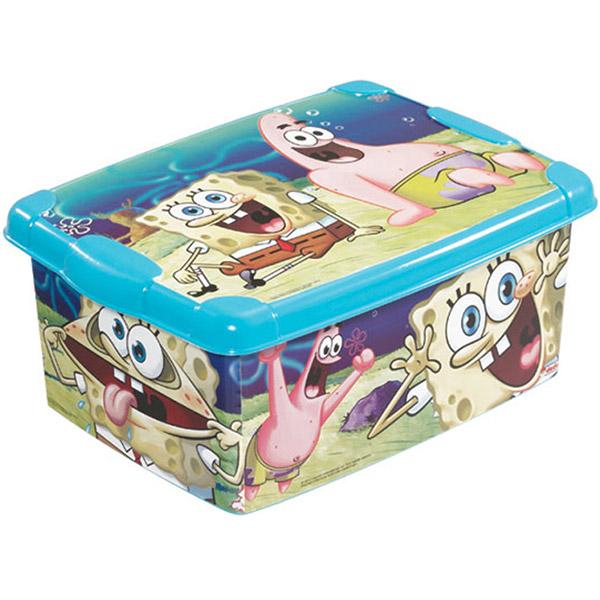 Kutija DEDE Sunđer Bob ( 7 litara ) 016239 - ODDO igračke