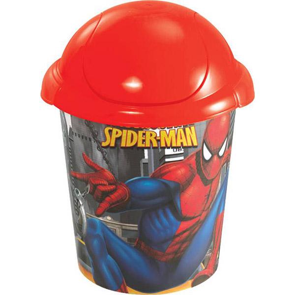 DEDE Kantica za smeće Spiderman 016444 - ODDO igračke