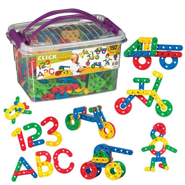DEDE Slagalica 192 elementa 019032 - ODDO igračke