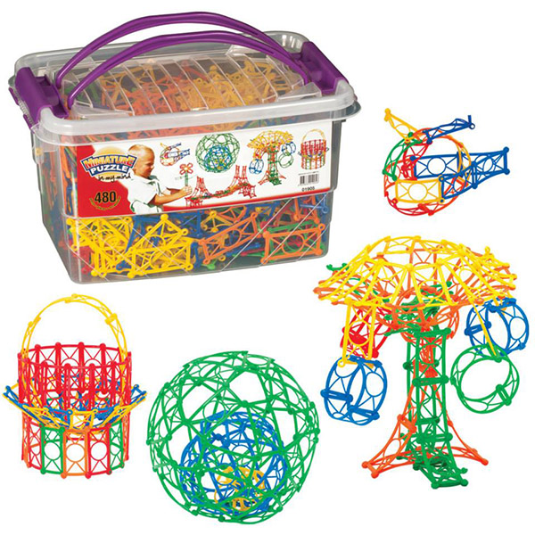 DEDE Slagalica 480 elemenata 019056 - ODDO igračke