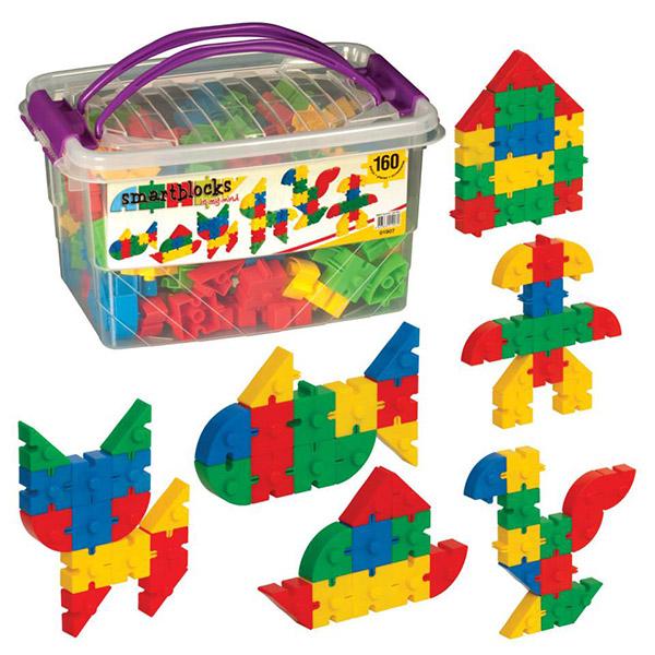 DEDE  Slagalica 160 elemenata 019070 - ODDO igračke