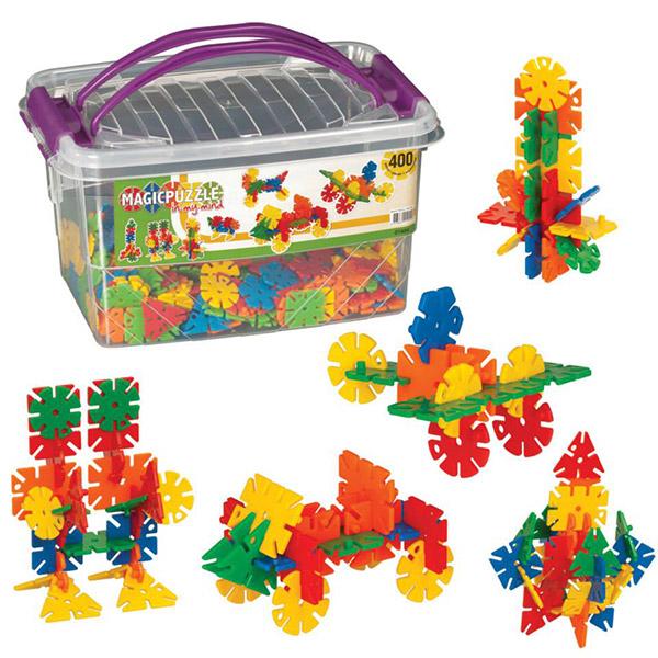 DEDE Slagalica 400 elemenata 019094 - ODDO igračke