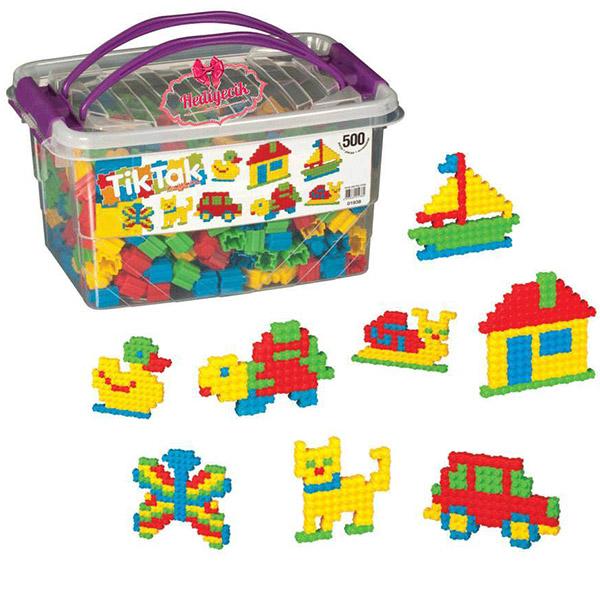 DEDE Slagalica 500 elemenata 019384 - ODDO igračke