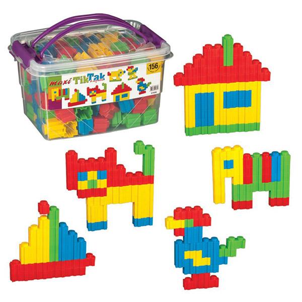 DEDE Slagalica 156 elemenata 019391 - ODDO igračke