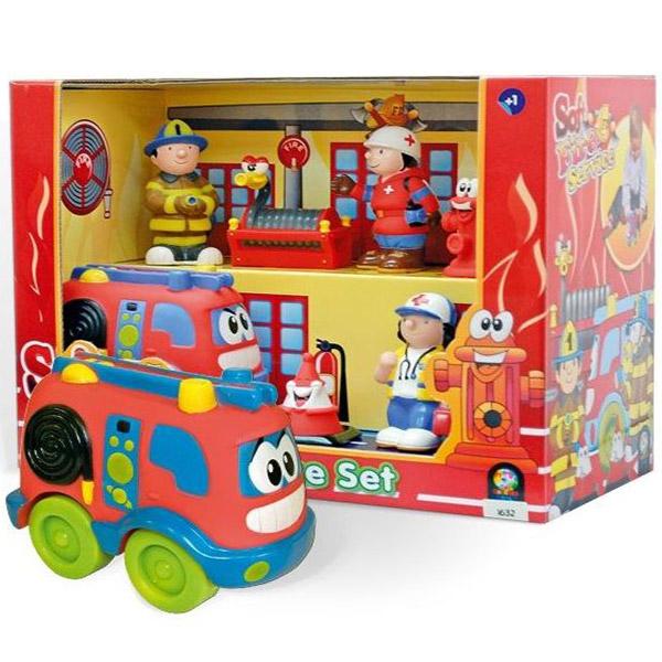 Mekani Vatrogasni deluxe set 1632 - ODDO igračke