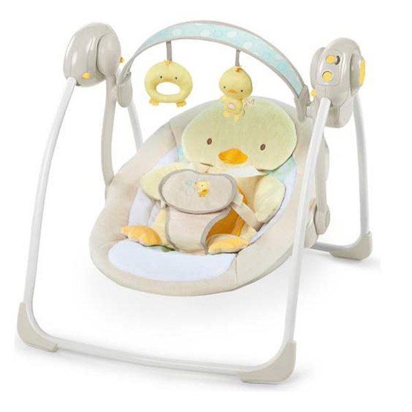Kids II Ljuljaška Ingenuity Sooth n Delight SKU10241 - ODDO igračke