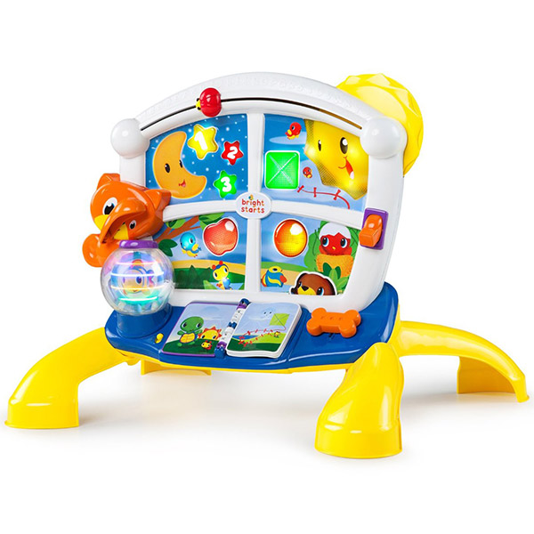 Activity Station Kids II Lights, Lights Baby Learn & Giggle SKU52177 - ODDO igračke