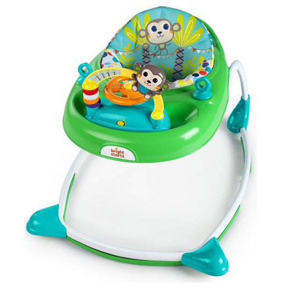 Dubak/Guralica Bright Starts Walkin Wild Kids II SKU60420 - ODDO igračke