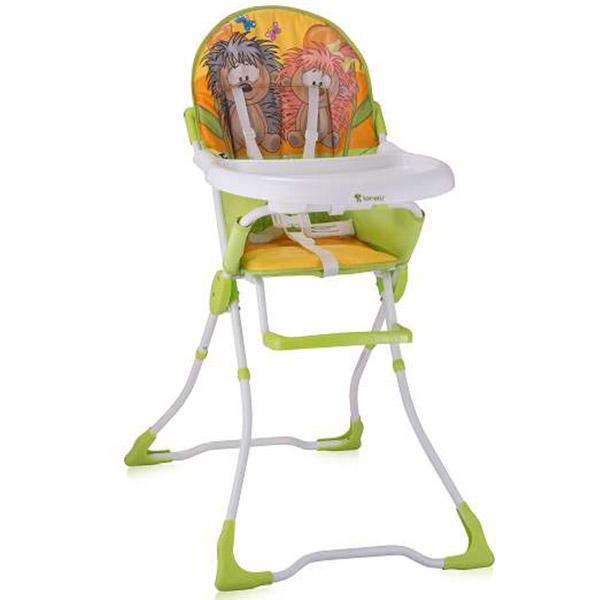 Stolica za hranjenje Candy Multicolor 10100211623 - ODDO igračke