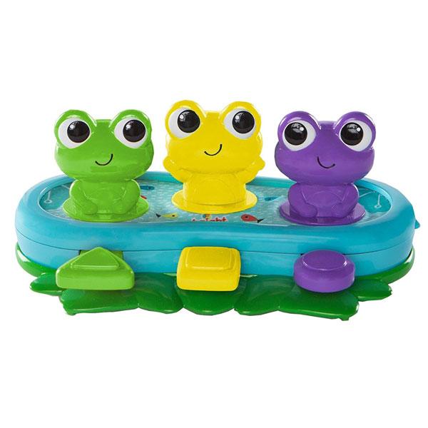 Kids II Igračka Bop & Giggle Frogs SKU10791 - ODDO igračke