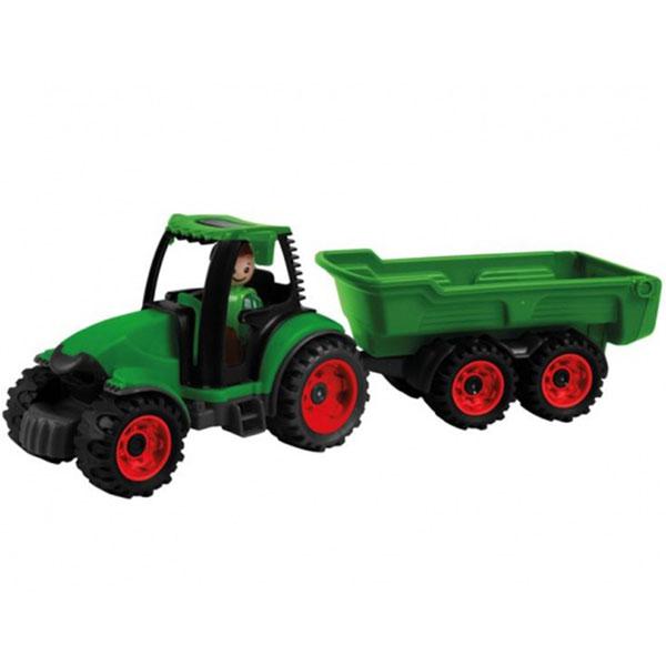 Traktor sa prikolicom Lena 841608 - ODDO igračke