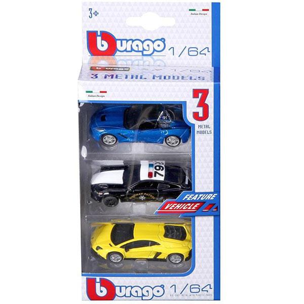 Burago automobili 1/64 BU59030 - ODDO igračke
