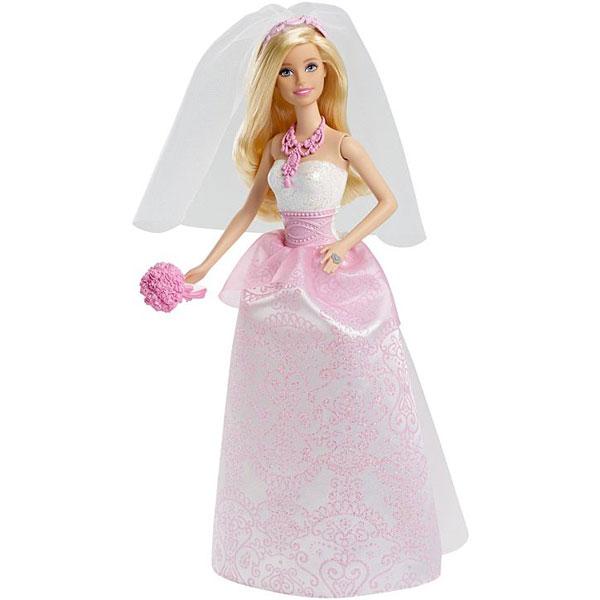 Barbie Zgodna Mlada MACFF37 - ODDO igračke