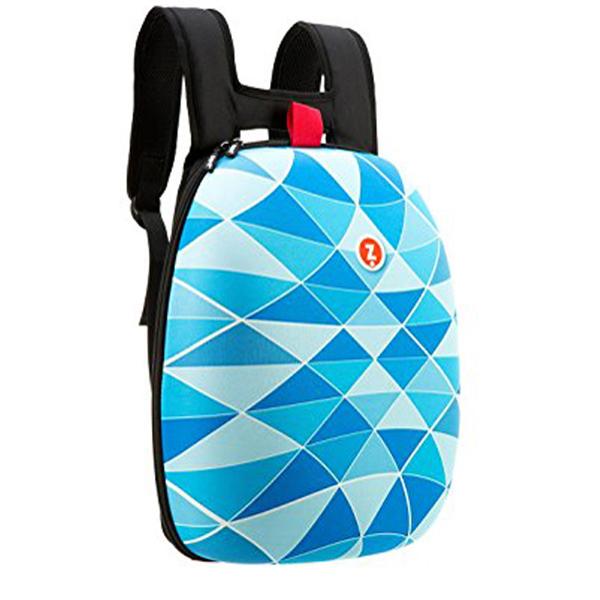 Ranac đački Shell Zipit plavi 508887 - ODDO igračke