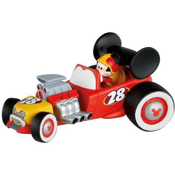 Bully Racer Miki sa Autom Lik iz Crtanog Filma 15459 F - ODDO igračke
