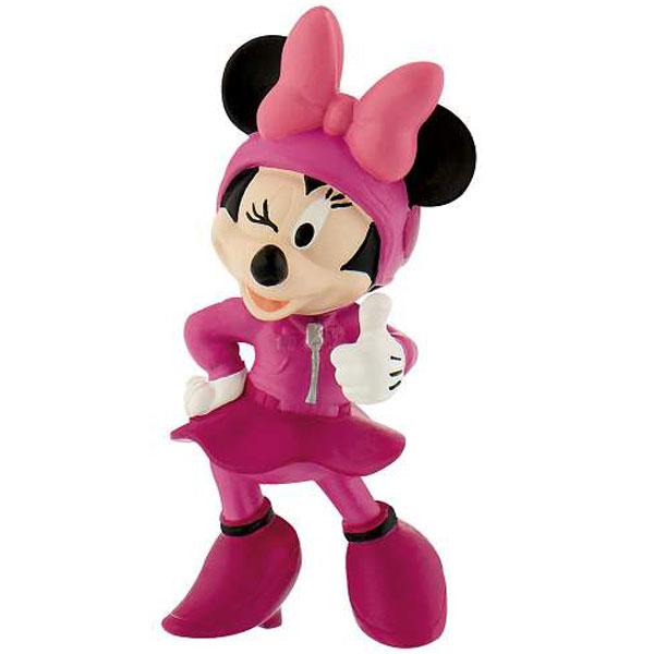 Bully Racer Minnie Lik iz Crtanog Filma 15463 D - ODDO igračke