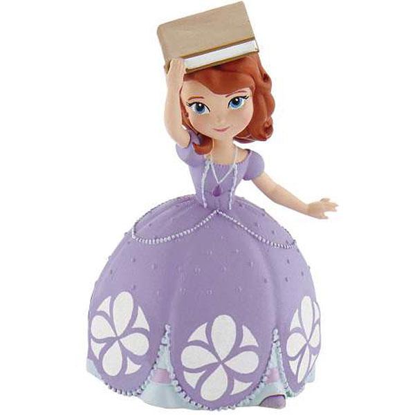 Bully Princeza Sofia sa Knjigom Lik iz Crtanog Filma 12931 C - ODDO igračke