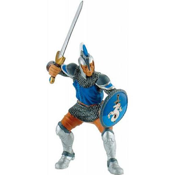 Bully Knight with Sword - Blue Figurica Vitezovi 80764 D - ODDO igračke