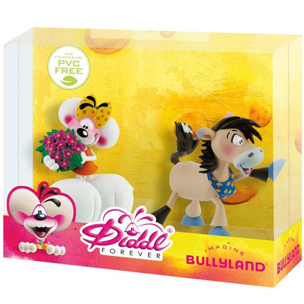 Gift Box Diddlina i Galupy (2 figurice) Likovi iz Crtanog Filma Diddl Forever 43467 - ODDO igračke