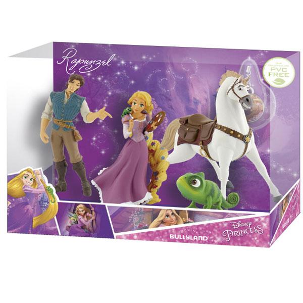 Bully Gift Box (4 figurice + Privezak) Likovi iz Crtanog Filma Zlatokosa 13427 - ODDO igračke