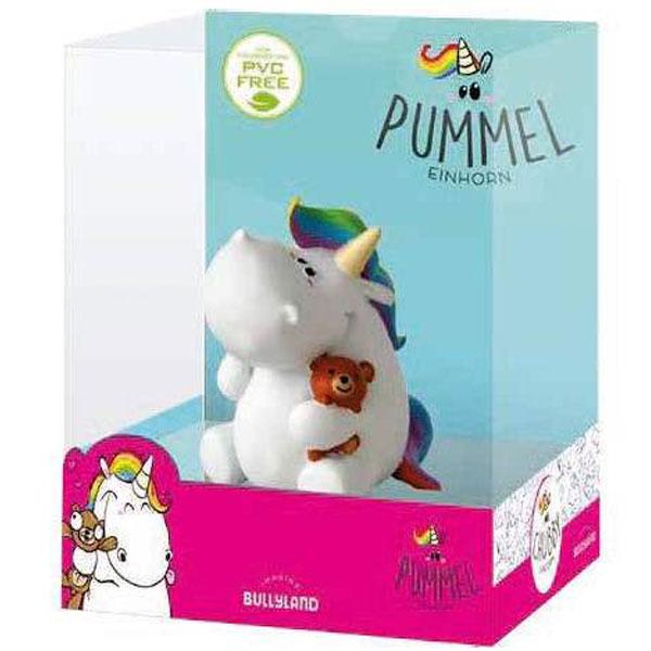 Bully Chubby Unicorn Pummel sa Medvedićem Lik iz Crtanog Filma 44394 E - ODDO igračke