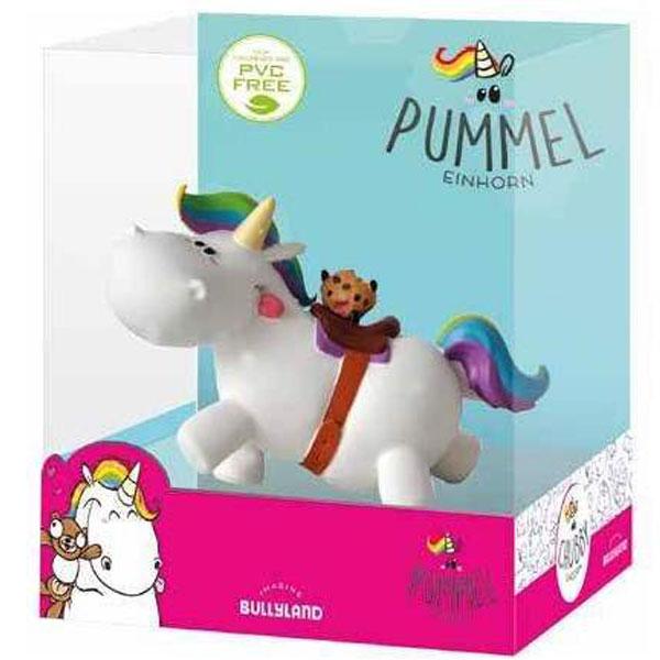 Bully Chubby Unicorn Pummel sa Keksićem Lik iz Crtanog Filma 44397 E - ODDO igračke