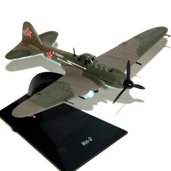 Ruski modeli aviona Ilyushin Il-2 - ODDO igračke