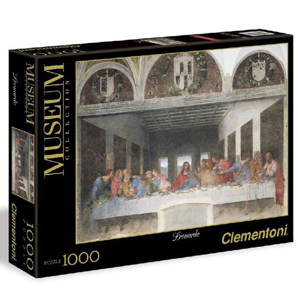 Clementoni puzzla Poslednja večera -The Last Supper, Leonardo 1000 pcs 31447 - ODDO igračke
