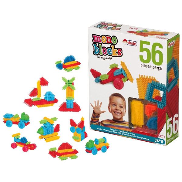 DEDE Slagalica 56pcs 030716 - ODDO igračke