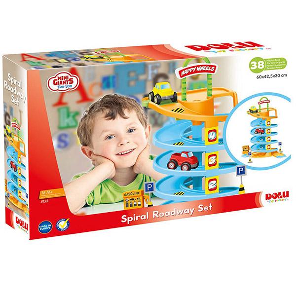 Auto garaža Dolu 051530 - ODDO igračke