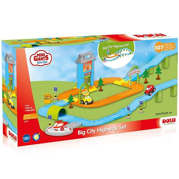 Auto garaža Dolu 051554 - ODDO igračke
