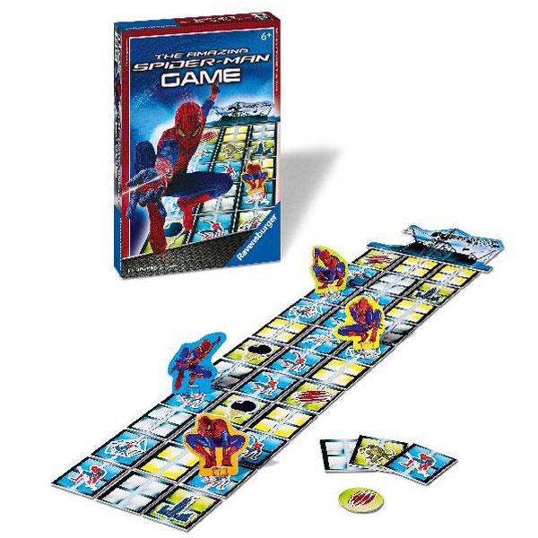 Igra Spiderman 01-210695 - ODDO igračke