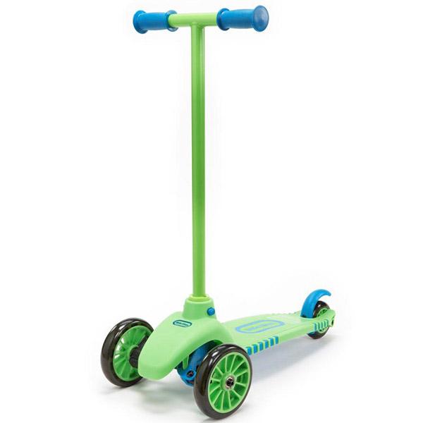 Trotinet Little Tikes zeleno-plavi LT640117 - ODDO igračke