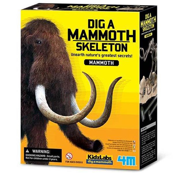 Iskopaj Dinosaurusa Mamut 4M03236 - ODDO igračke