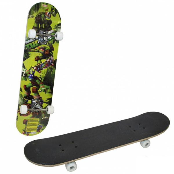 Skateboard Nindža Kornjače 22-806000 - ODDO igračke