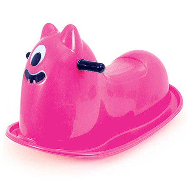 Klackalica Dolu Monster roze 030412 - ODDO igračke