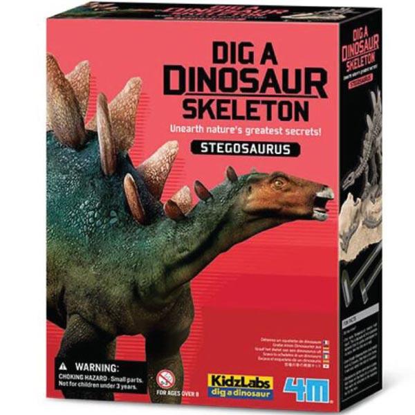 Iskopaj Dinosaurusa Stegosaurus 4M03229 - ODDO igračke