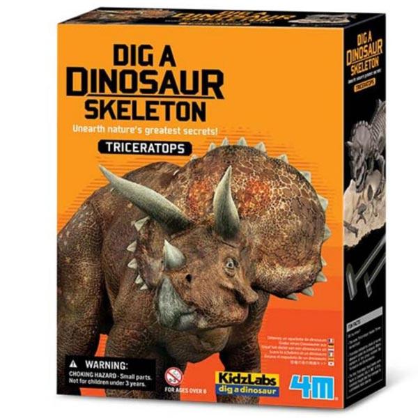 Iskopaj Dinosaurusa Triceratops 03228 - ODDO igračke