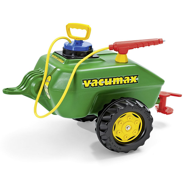Prikolica vatrogasna Rolly Toys Vacumax John Deere 122868 - ODDO igračke