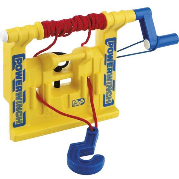 Vitlo za traktor Rolly toys Power Winch 409006 - ODDO igračke
