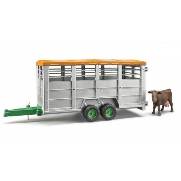 Prikolica za prevoz krava sa 1 kravom 022273 - ODDO igračke