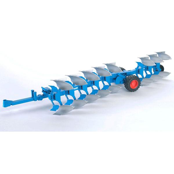 Plug Lemken Semi - mounted Bruder 022501 - ODDO igračke