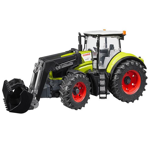 Traktor Claas Axion 950 sa prednjim utovarivačem 030131 - ODDO igračke
