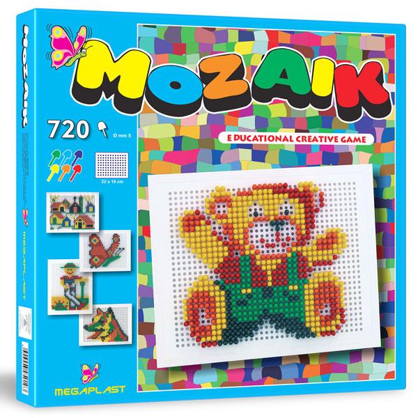 Mozaik (bockalica) M5 3950193 - ODDO igračke