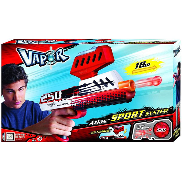 Vapor Pištolj sa šaržerom 010973 - ODDO igračke